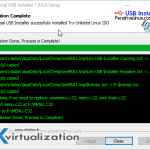 How to create a USB media with ESXi 6.5 Installation