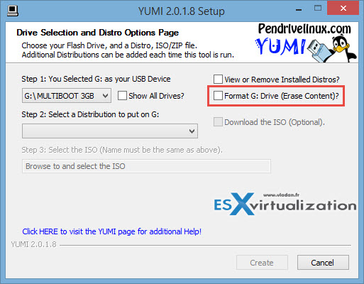 How to create Multiboot USB stick with Veeam Recovery ISOs