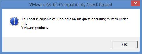 vmware esx 64 bit guest support