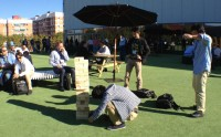 VMworld Barcelona - Hang Space