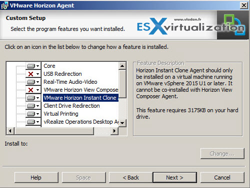 What is VMware Instant Clone Technology? | ESX Virtualization