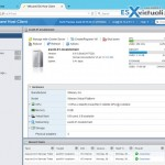ESXi FREE Web Client Interface