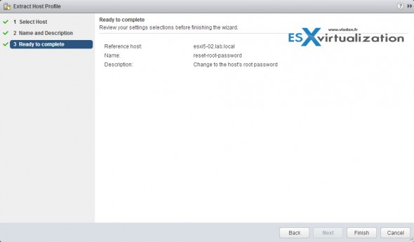 host profiles web5 590x345 How to reset ESXi 5.x root password and under which conditions