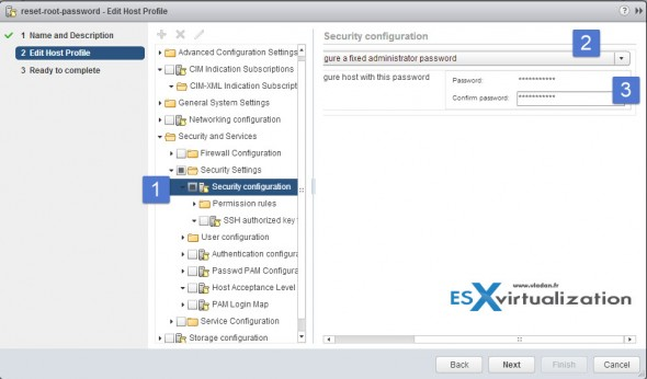 host profiles web7 590x346 How to reset ESXi 5.x root password and under which conditions