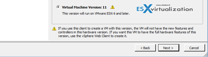 How to install Windows Server 2016 and Hyper-V role on VMware