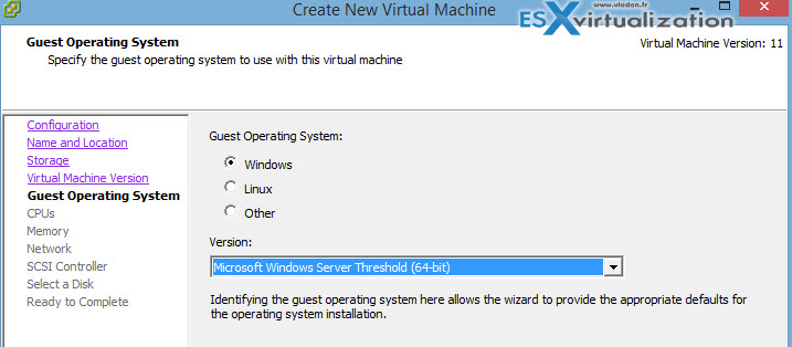 How to install Windows Server 2016 Hyper-V nested on VMware