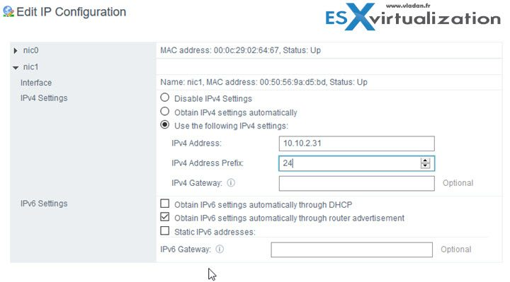 If you haven't done already, deploy your VCSA 6.5 which will be the active node. In the lab we have done it already -How to deploy VMware VCSA 6.5 (VMware vCenter Server Appliance)