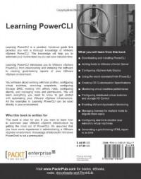 Learn powercli version