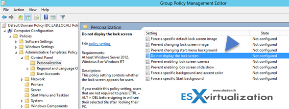How To Disable Lock Screen in Windows