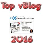 Which Blog is Your Favorite TOP vBlog 2016?