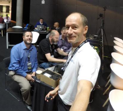 Vladan Seget and Corey Romero (VMware)