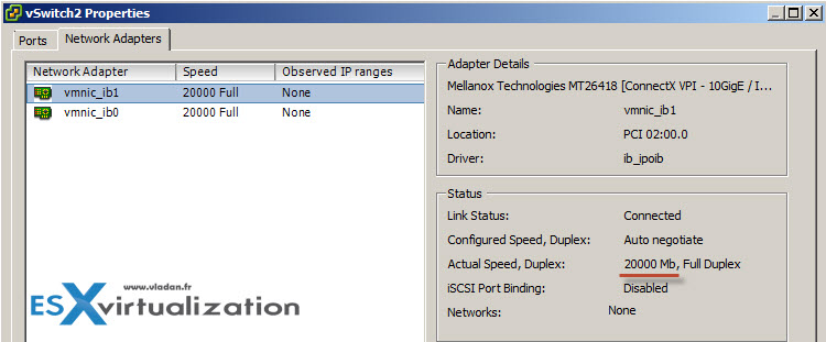 INFINIBAND ESXI WINDOWS 8.1 DRIVER