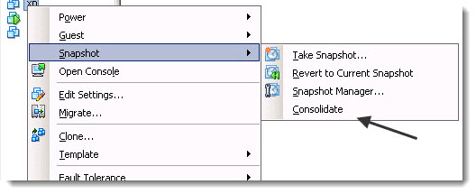 Migrate VMs with snapshots - Yes, in vSphere 5 | ESX