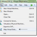 Mounting VMDK disks directly to your windows box – how to