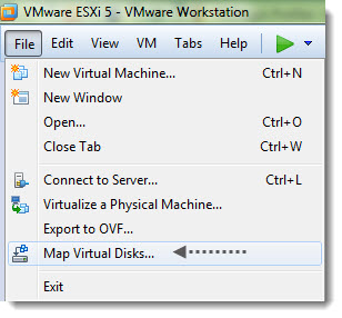 mount virtual disk Mounting VMDK disks directly to your windows box   how to