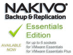 nakivo4 Nakivo Backup & Replication   Free NFR license for vExperts, VCPs etc...