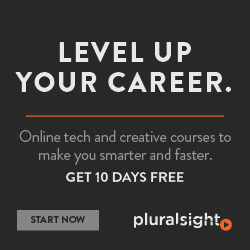 Pluralsight 10 Days Free Trial - Start Now