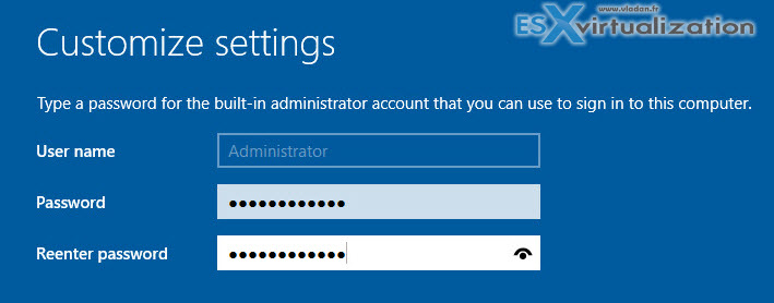 how to create a local domain in windows server 2016