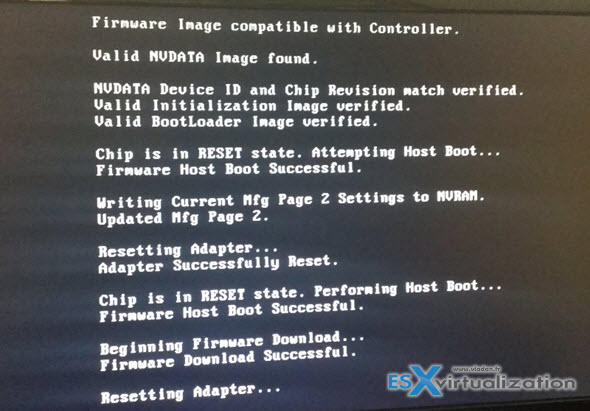 How-to Flash Dell Per H310 with IT Firmware