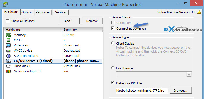 How to Install Photon OS In VMware vSphere | ESX Virtualization