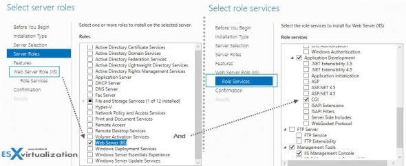 PHP5 and IIS on Windows Server 2012