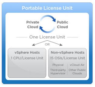 PLU - Portable License Unit