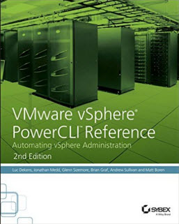 Best vmware books vmware vsphere powercli reference fandeluxe Image collections