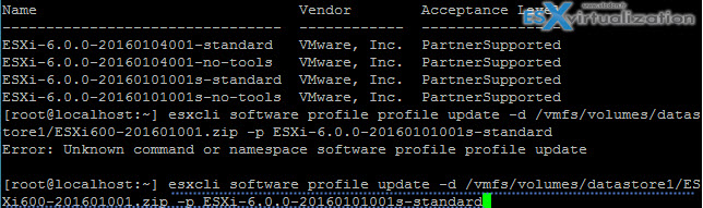how to upgrade ESXi 5.x to 6.x
