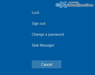 TOP 10 shortcuts for Windows Server 2016