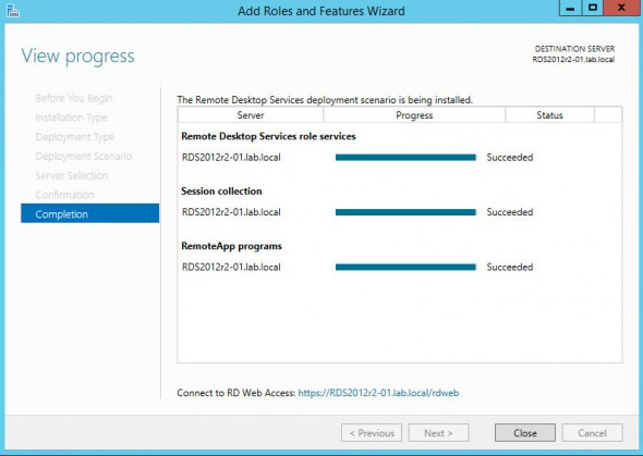 rds deployments 590x419 Shadowing RDS connections in Windows 2012 R2
