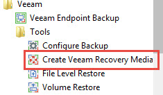 How to create Multiboot USB stick with Veeam Recovery Media ISOs for Different hardware systems