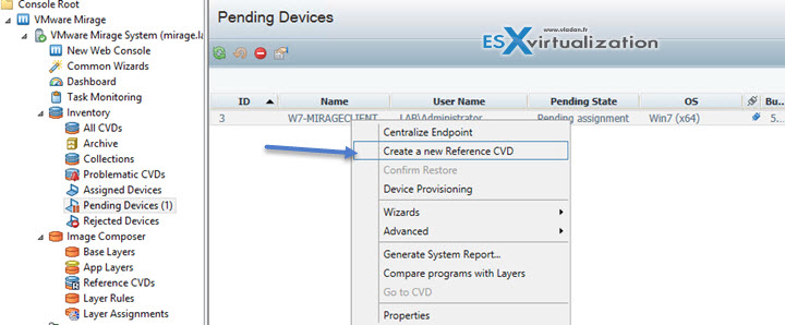 VCP6-DTM Objective 5.2 – Manage Layers