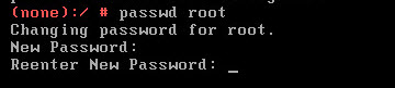 How-to Reset vSphere Data Protection root password