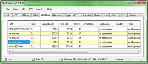 RVtools from Rob de Veij is updated to 2 6 | ESX Virtualization