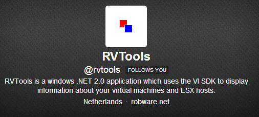 Freeware RVTools 3 6 released | ESX Virtualization