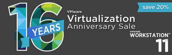 16 Years of Virtualization - PROMO