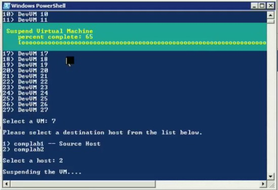 How to use free Quick migration script for VMware ESX | ESX