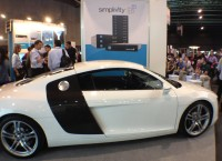 Simplivity Stand - Nice Audi