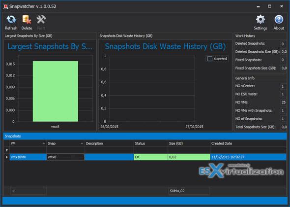 Snapwatcher - Free tool to fix broken snapshots