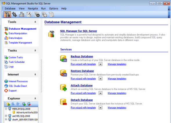 5 Free Alternatives To Microsoft Sql Management Studio Esx