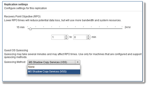 srm 5.1 VMware SRM 5.1 and vSphere Replication   New release   64bit process, Application Quiescence