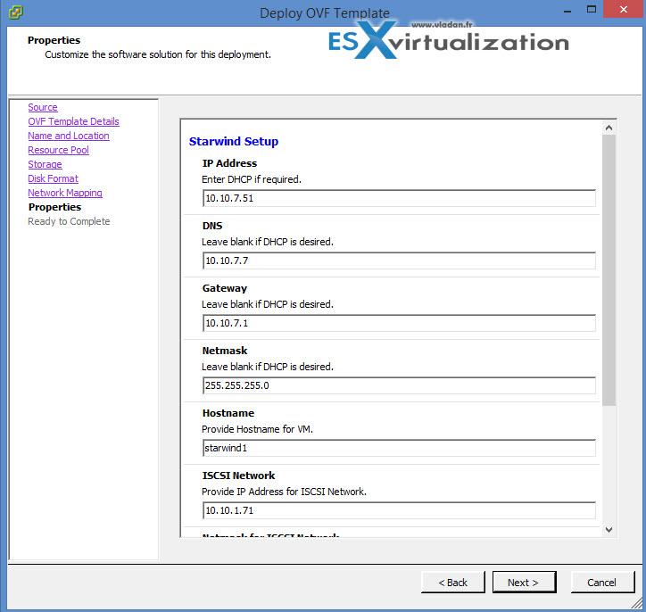 StarWind Virtual SAN Deployment Methods in VMware vSphere
