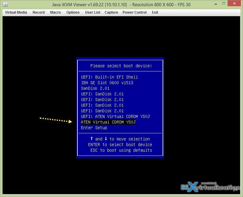 Supermicro Single CPU Board for ESXi Home lab – X10SRH-CLN4F