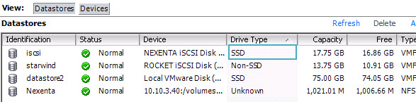 how to tag disk as ssd vmware esxi 5.x