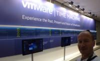 VMworld Barcelona 2013 - The Time Machine