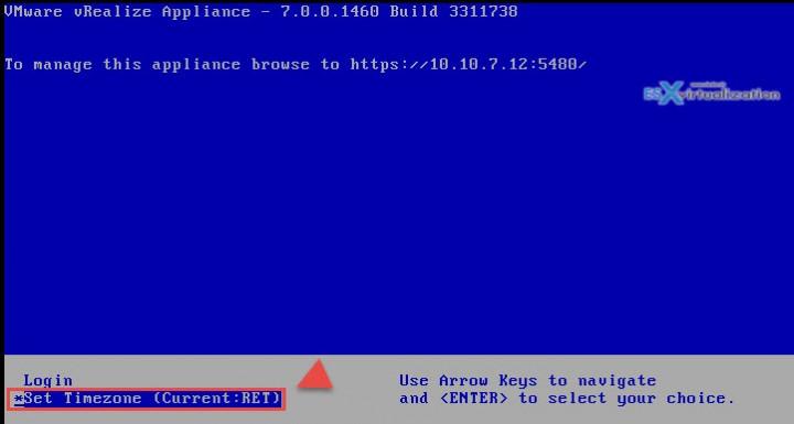 vRealize Automation 7 - minimal deployment