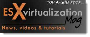 ESX Virtualization