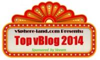 Top vBlog 2014 Results