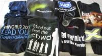 VMworld T-Shirts Collection