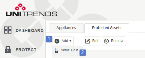 Unitrends FREE Virtual Backup